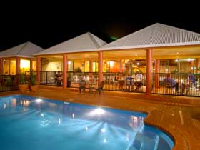 Reef Resort - Accommodation Broken Hill