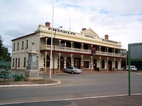 Franklin Harbour Hotel - Accommodation Broken Hill