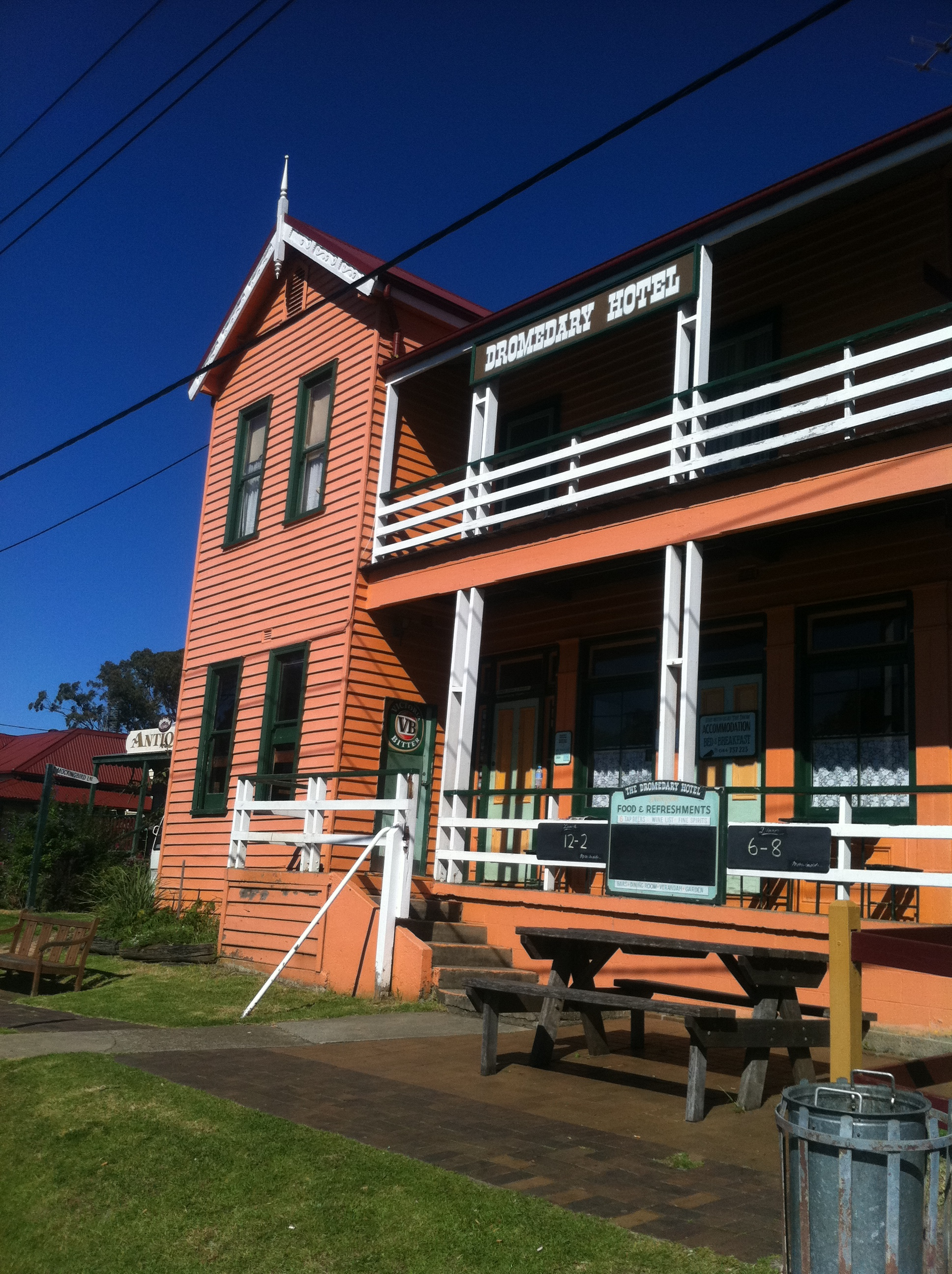 Dromedary Hotel - Accommodation Broken Hill