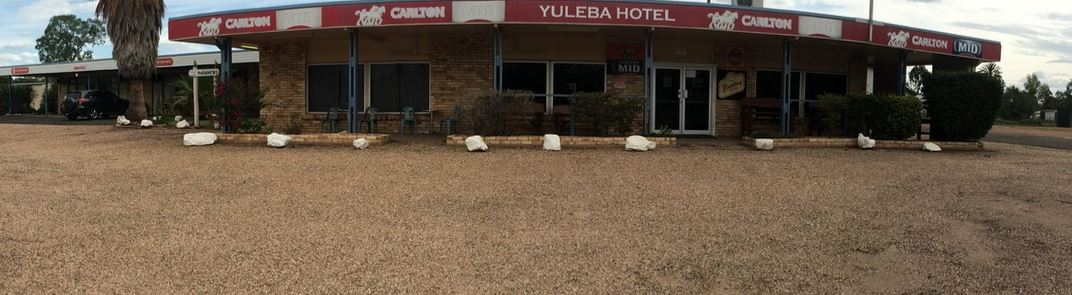 Yuleba Hotel Motel - Accommodation Broken Hill