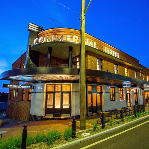 Commercial Boutique Hotel  - Accommodation Broken Hill