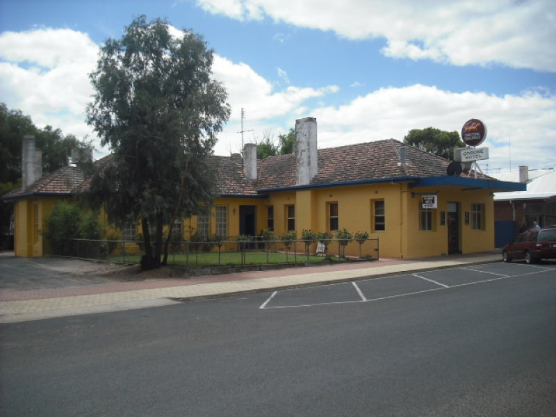 Goroke Hotel Bar amp Bistro - Accommodation Broken Hill
