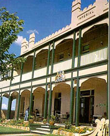 Imperial Hotel Mount Victoria - Accommodation Broken Hill