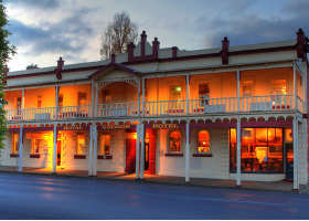 Royal George Hotel - Accommodation Broken Hill