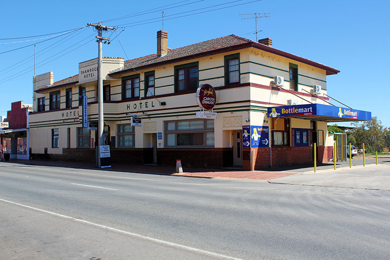 Bullocks Head Tavern - Accommodation Broken Hill