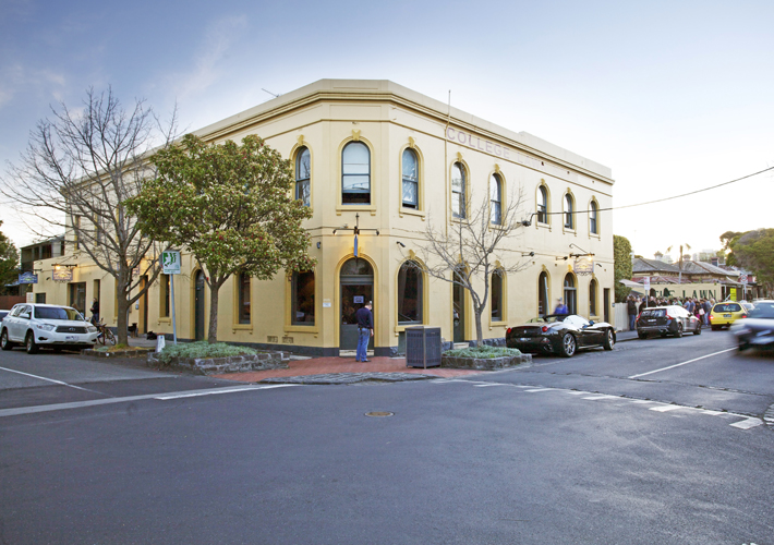 College Lawn Hotel - Accommodation Broken Hill