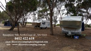 Discovery Lagoon  Caravan  Camping Grounds - Accommodation Broken Hill