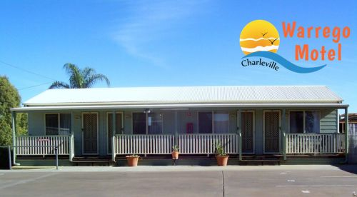 Warrego Motel - Accommodation Broken Hill