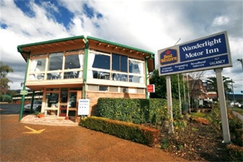Wanderlight Motor Inn - Accommodation Broken Hill