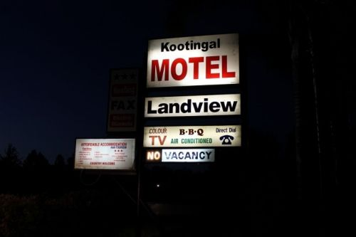 Kootingal Land View Motel - Accommodation Broken Hill
