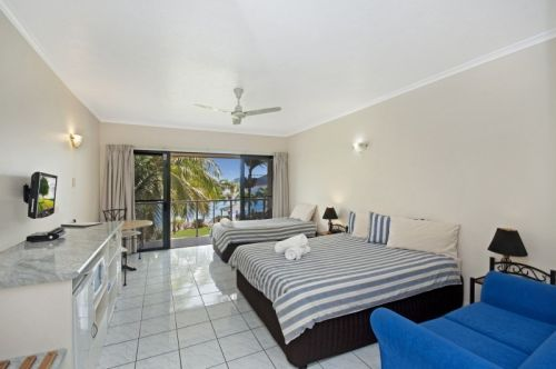 Hinchinbrook Marine Cove Motel - Accommodation Broken Hill