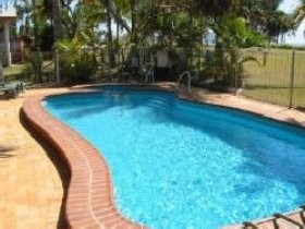 Kinka Palms Beach Front Apartments/Motel - Accommodation Broken Hill