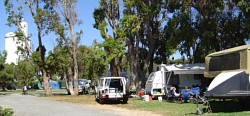 Elliston Caravan Park - Accommodation Broken Hill