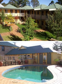 Pioneer Motel Kangaroo Valley - Accommodation Broken Hill