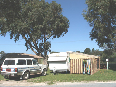 Waterloo Bay Tourist Park - Accommodation Broken Hill