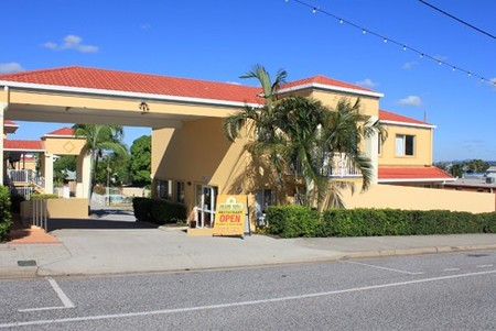 Harbour Sails Motor Inn - Accommodation Broken Hill