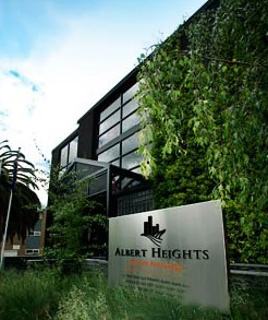 Albert Heights Serviced Apartments - Accommodation Broken Hill