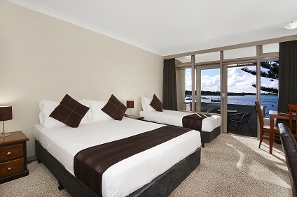 Waters Edge Country Comfort - Accommodation Broken Hill