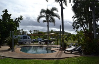 Dunk Island View Caravan Park - Accommodation Broken Hill