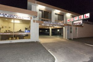 Ararat central motel - Accommodation Broken Hill