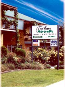 The Vines - Accommodation Broken Hill