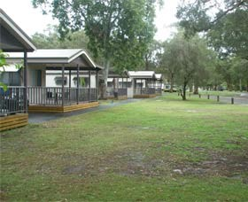 Beachfront Caravan Park - Accommodation Broken Hill