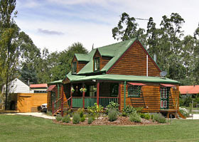 Mystic Mountains Holiday Cottages - Accommodation Broken Hill