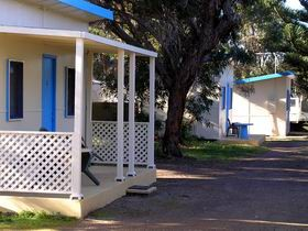 Kingscote Nepean Bay Tourist Park And Parade Units - Accommodation Broken Hill