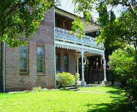 Old Rectory Bed And Breakfast Guesthouse - Sydney Airport - Accommodation Broken Hill