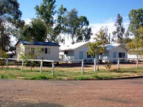 Cobb amp Co Caravan Park - Accommodation Broken Hill