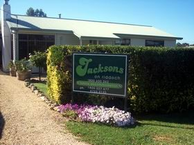 Jacksons On Riddoch - Accommodation Broken Hill