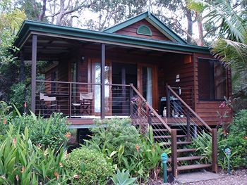 Lake Weyba Cottages Noosa - Accommodation Broken Hill