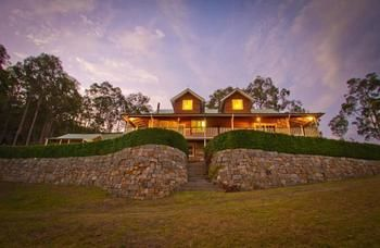 Bimbadeen Mountain Retreat - Accommodation Broken Hill