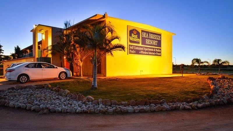 BEST WESTERN Sea Breeze Resort - Accommodation Broken Hill