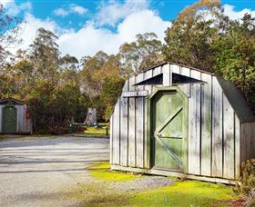 Discovery Holiday Parks Cradle Mountain Cosy Cabins - Accommodation Broken Hill