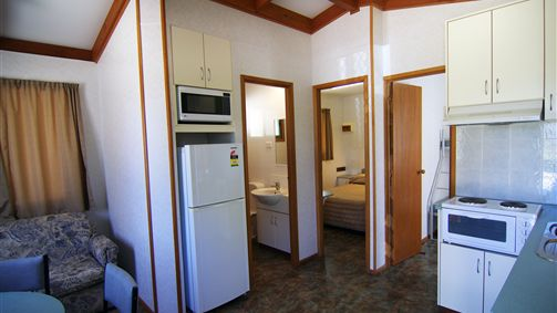 Pental Island Holiday Park - Accommodation Broken Hill