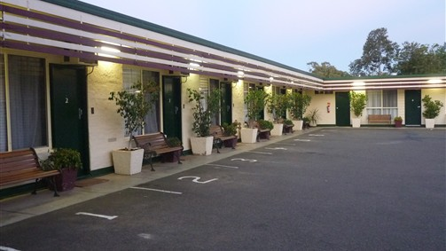 Tocumwal Motel - Accommodation Broken Hill