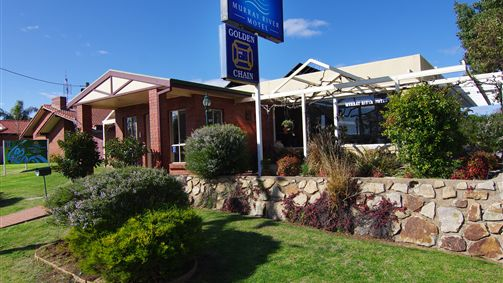 Murray River Motel - Accommodation Broken Hill