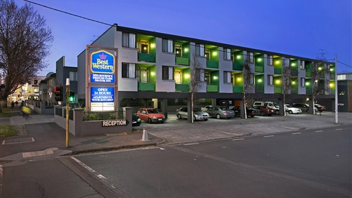 Best Western Melbourne's Princes Park Motor Inn - Accommodation Broken Hill