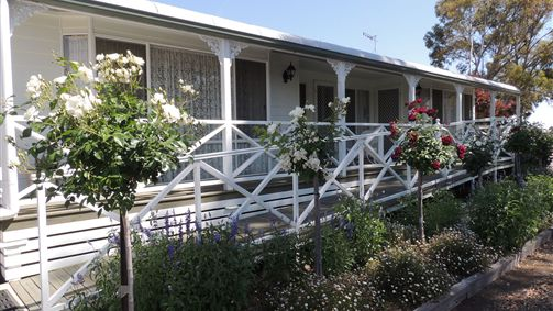 Burrabliss Bed and Breakfast - Accommodation Broken Hill