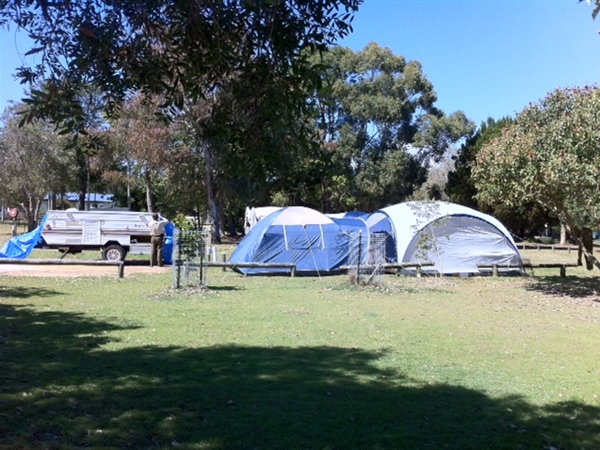 Amity Point Camping Ground - Accommodation Broken Hill