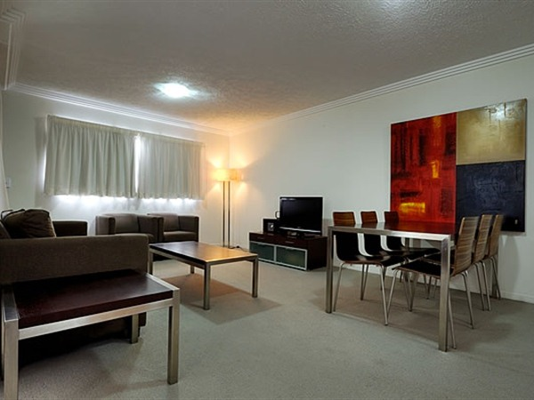 Gabba Central Apartments - Accommodation Broken Hill