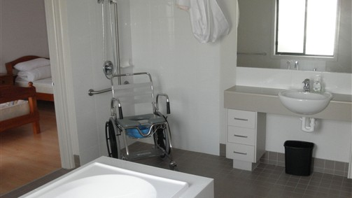 Frankston Accessible Holiday House - Accommodation Broken Hill