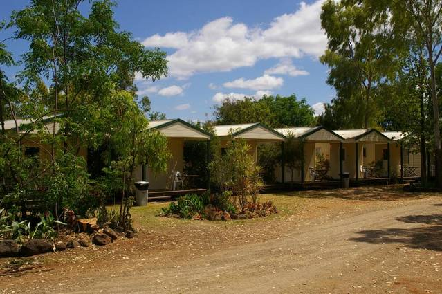 Bedrock Village Caravan Park - Accommodation Broken Hill