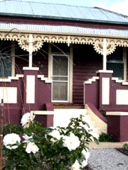 Blue Diamond Cottage - Accommodation Broken Hill