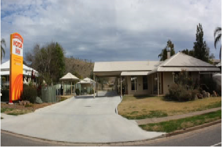 Country Roads Motor Inn - Gayndah - Accommodation Broken Hill