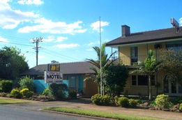 Flying Spur Motel - Accommodation Broken Hill