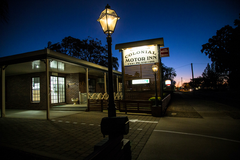 Gayndah Colonial Motor Inn - Accommodation Broken Hill