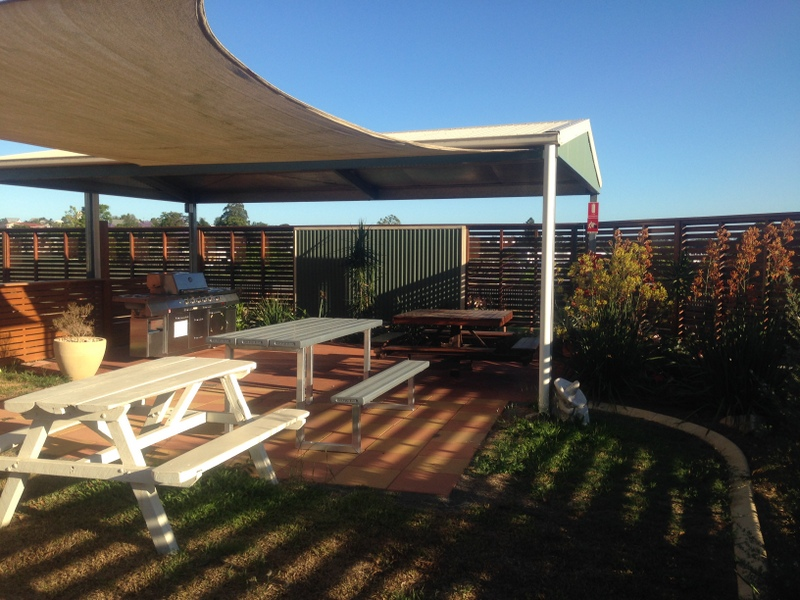 Gympie Caravan Park - Queens Park - Accommodation Broken Hill
