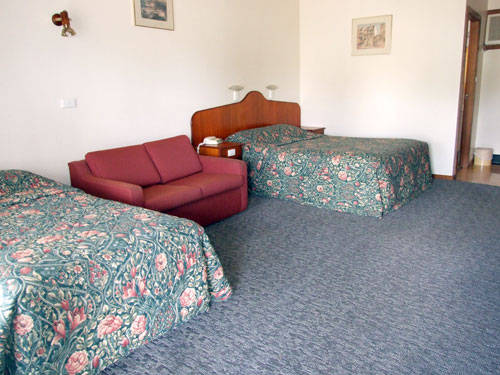 Leeton Heritage Motor Inn - Accommodation Broken Hill